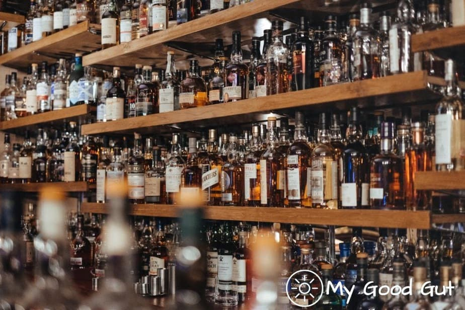 Best and Worst Alcoholic Drinks for IBS Sufferers